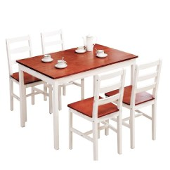 Chairs For Kitchen Cabinet Pull Out Shelf Furniture111 Glass Dining Table Set With 4 Leather Furniture