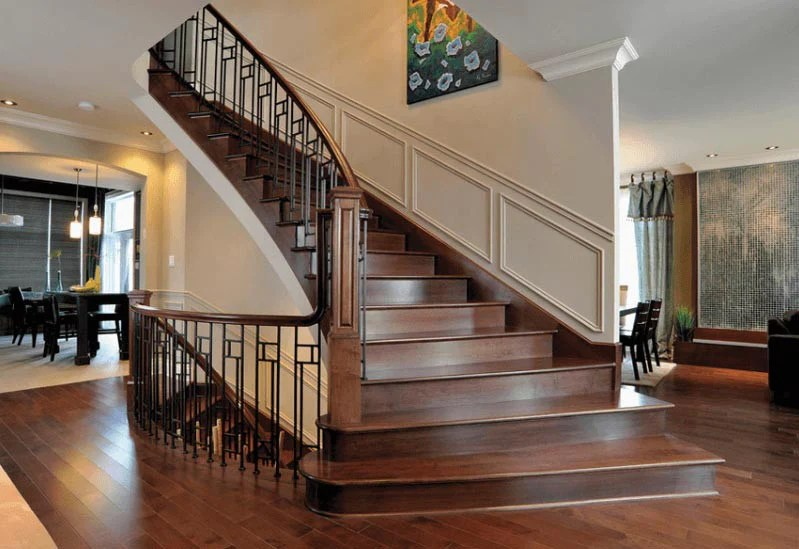 This Year&39;s Best Staircase Trends – Direct Stair Parts