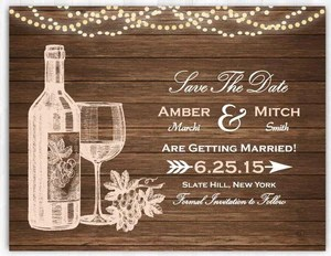 winery save the date
