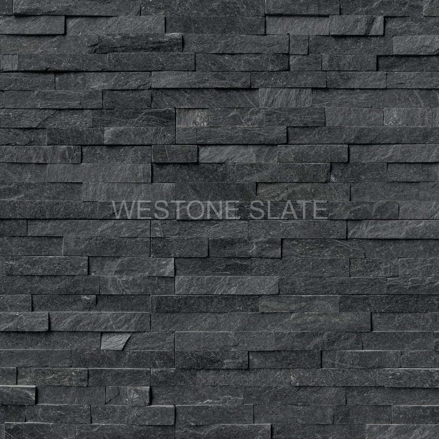 split face tiles black sparkle quartz 3d mosaics 360x100 29 99 m2