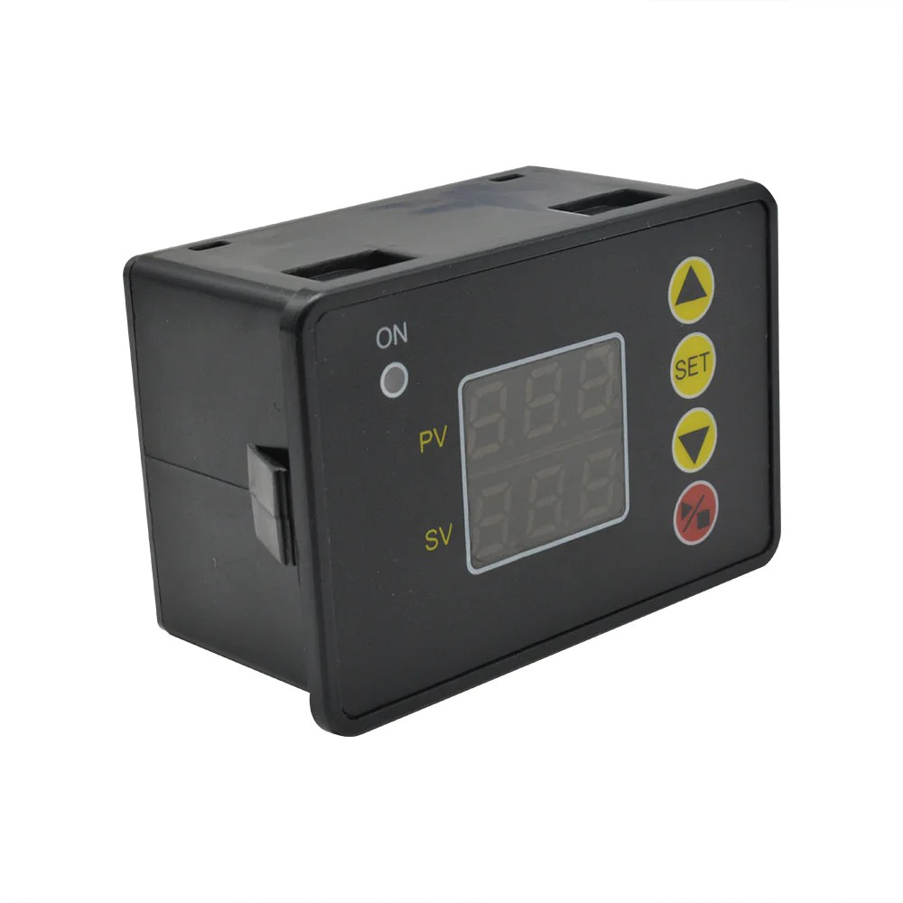 digital temperature controller thermostat stc 1000 calibration regulator 110 220v ac centigrade and fahrenheit [ 1000 x 1000 Pixel ]