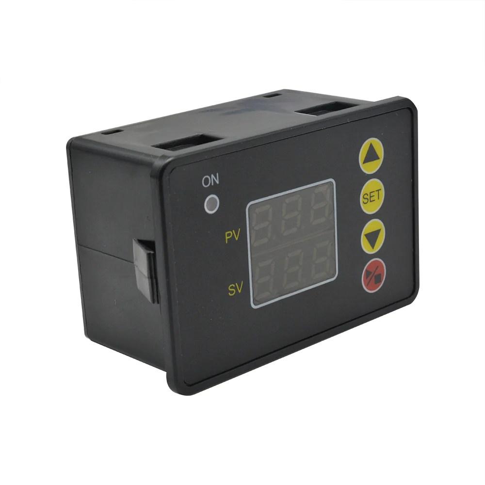small resolution of digital temperature controller thermostat stc 1000 calibration regulator 110 220v ac centigrade and fahrenheit