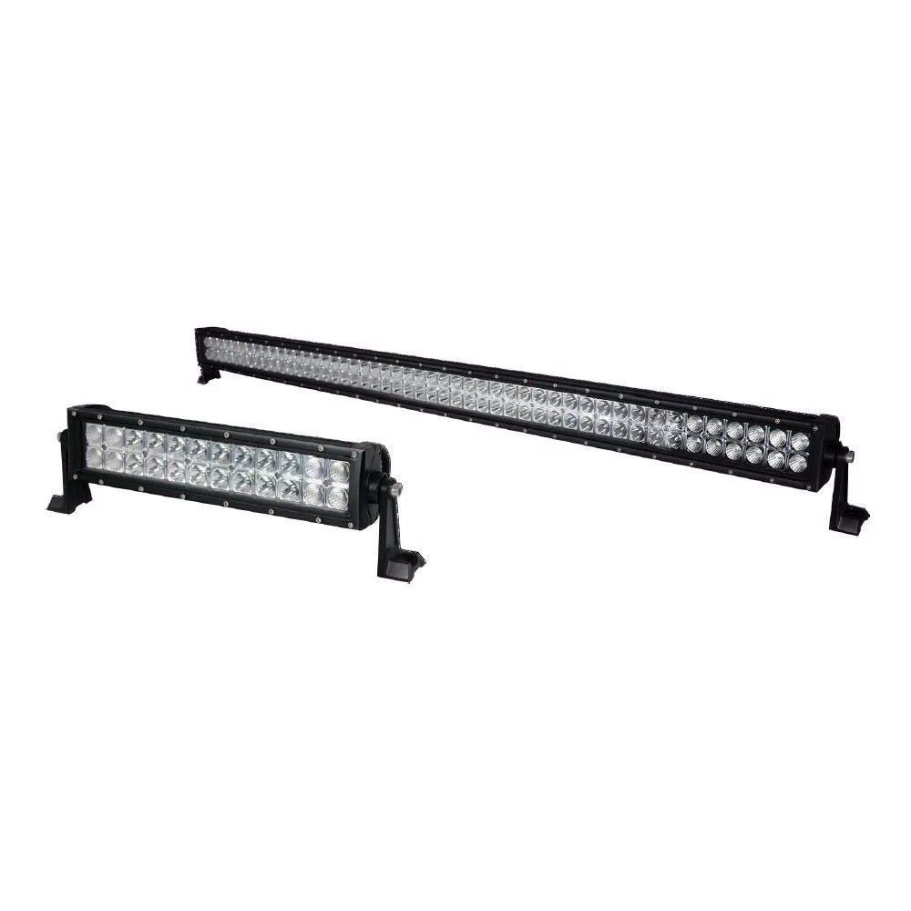 hight resolution of open trail led light bars with mounting brackets switch and wiring harness