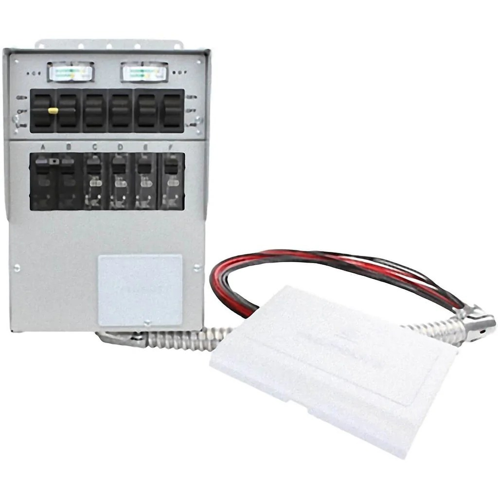 small resolution of reliance 306a 120 240 volt 30 amp 6 circuit pro tran indoor transfer s generator factory outlet