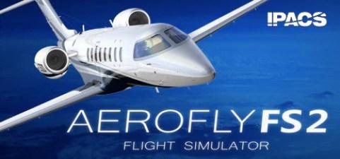 Aerofly FS 2飞行模拟器
