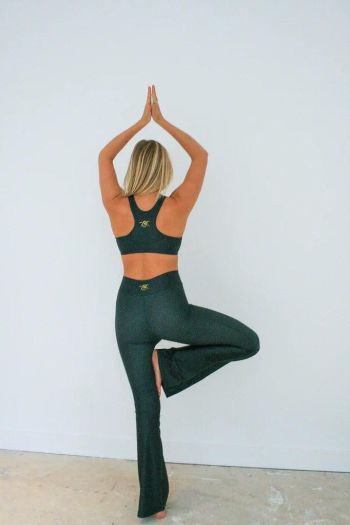 Yoga Pants Gallery : pants, gallery, FLARED, PANTS, Dashing, Leopard, Swimwear