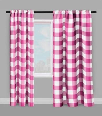 https rideauvoile com products carreaux vichy tissu au metre motifs rose fushia blanc rideau couette coussin