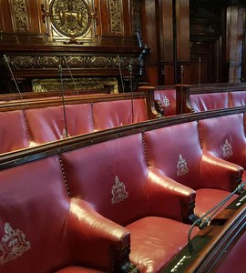 sofa shops glasgow city centre l shaped leather sectional portfolio the guild restoring chairs in council debating chamber