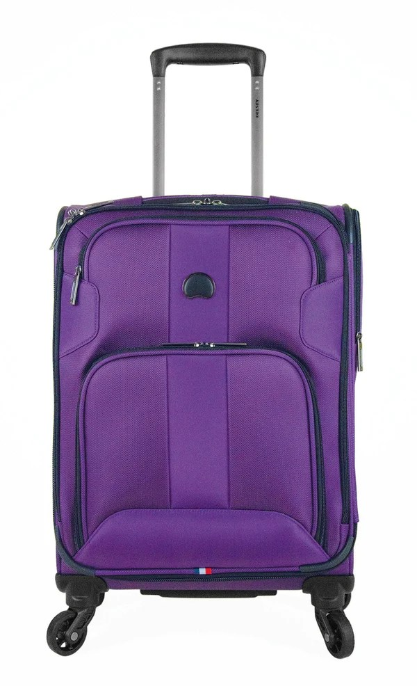 Delsey Volume Max 19 Inch Carry On Spinner Luggage Canada Luggage Depot