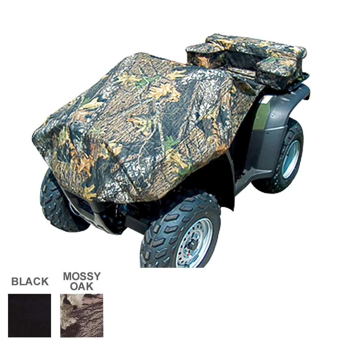 hight resolution of airhead atv rack bag cooler cover black or mossy oak