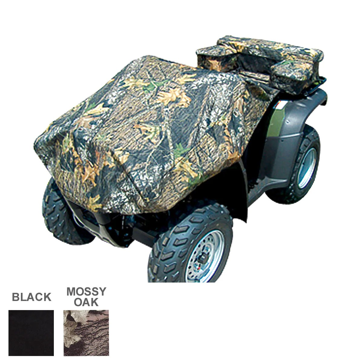 small resolution of airhead atv rack bag cooler cover black or mossy oak