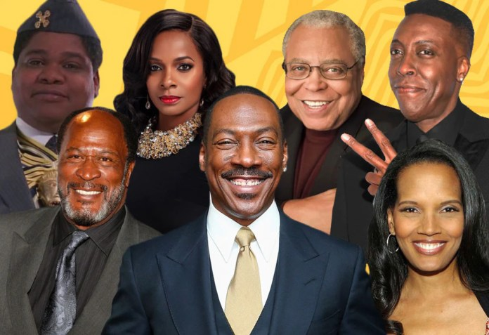All Star Cast To Return For Coming To America 2