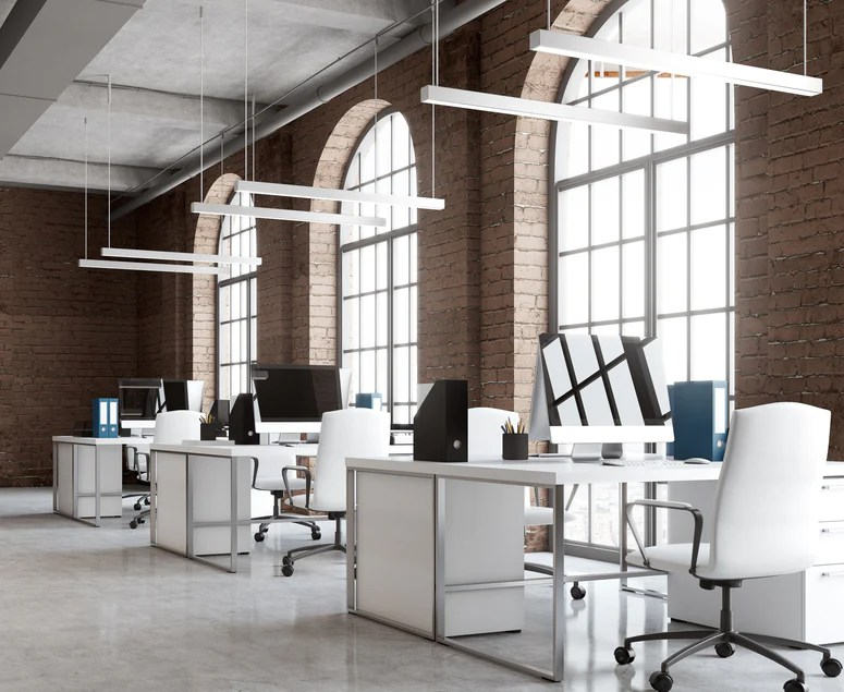 office lighting best types of office lighting systems design light fixtures warehouse lighting com