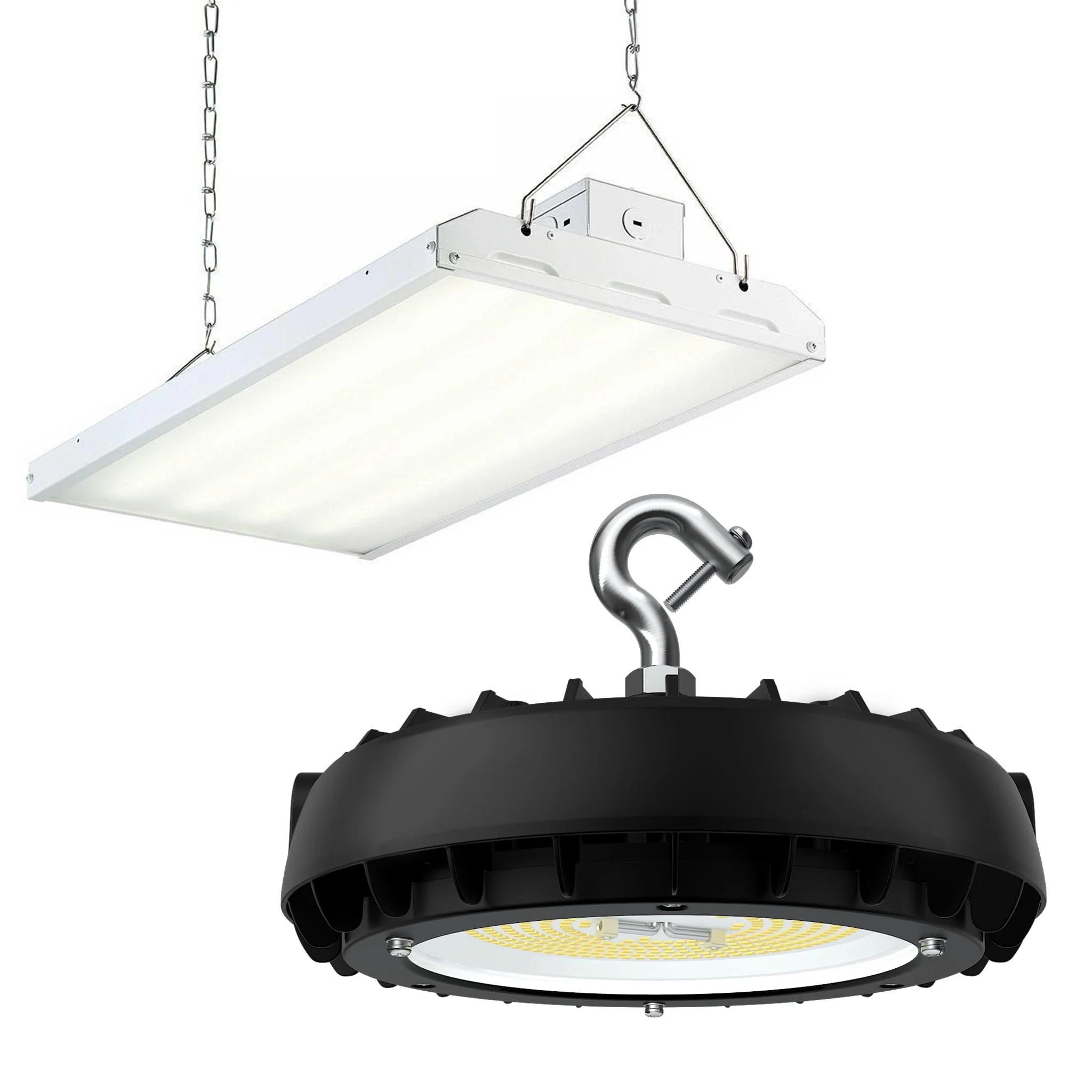 medium resolution of high bay lights lighting fixtures