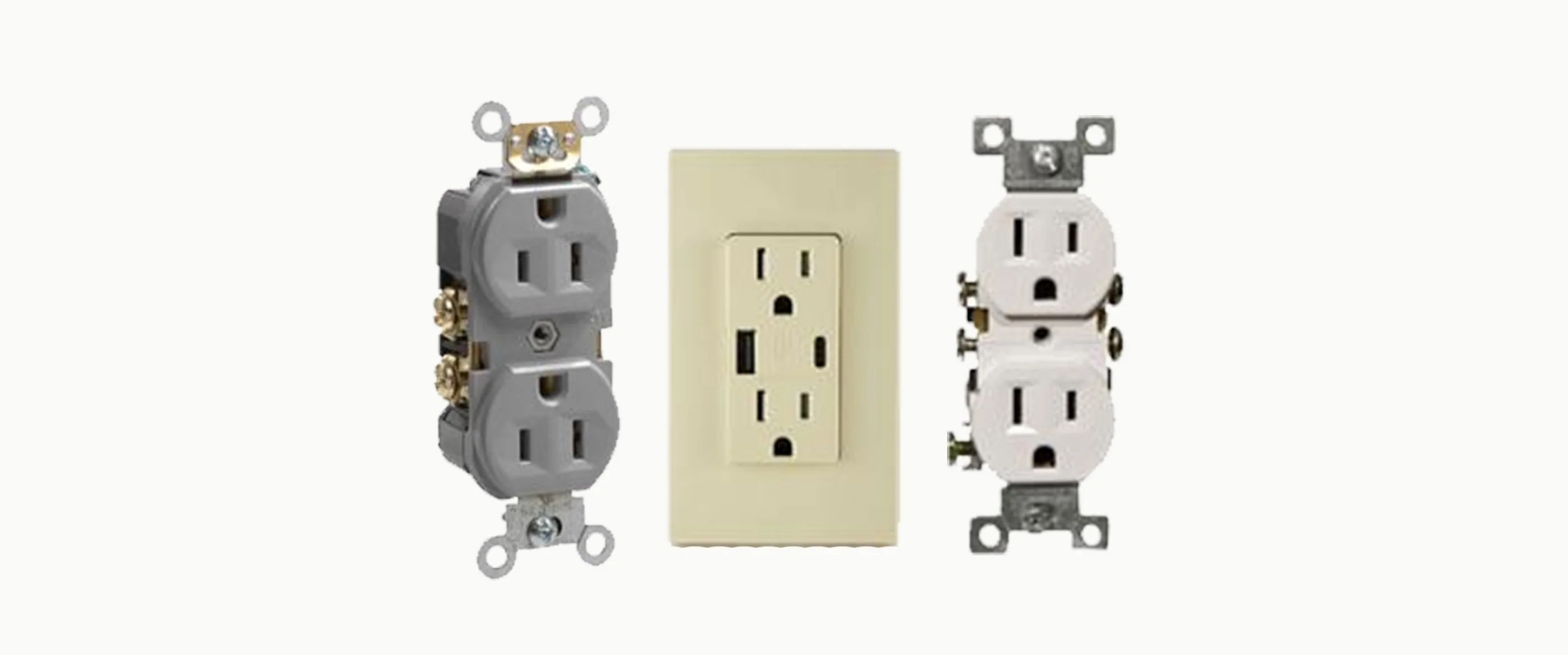 medium resolution of electrical receptacles and electrical switches warehouse lighting comwiring receptacles 21