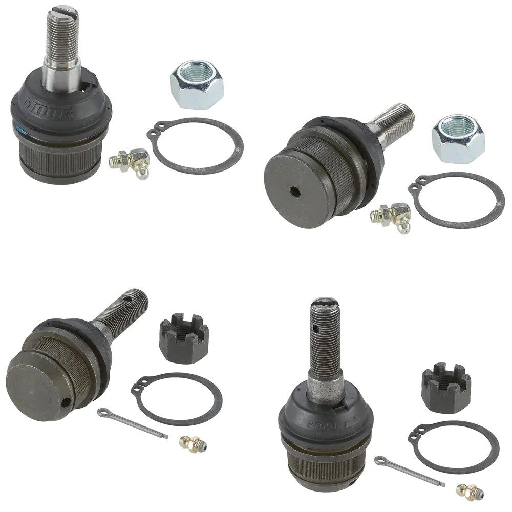 hight resolution of front upper lower ball joint kit ac cars