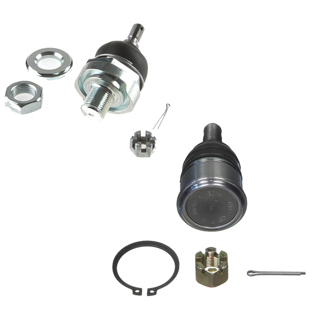 4 front upper lower ball joint kit ac cars [ 1024 x 1024 Pixel ]