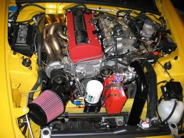 2003 Honda S2000 Fuel Filter Full Race Honda S2000 Prostreet Turbo Kit Dynamic