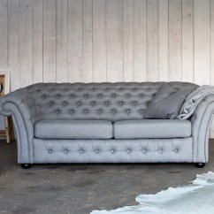 Chesterfield Sofa Bed White Leather Sectional Matilda Live Theme Clean