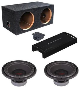 dual voice coil subwoofer box us branches of government diagram power acoustik 12 4 ohm loaded