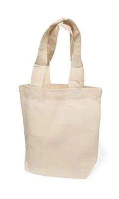 printed canvas tote bags
