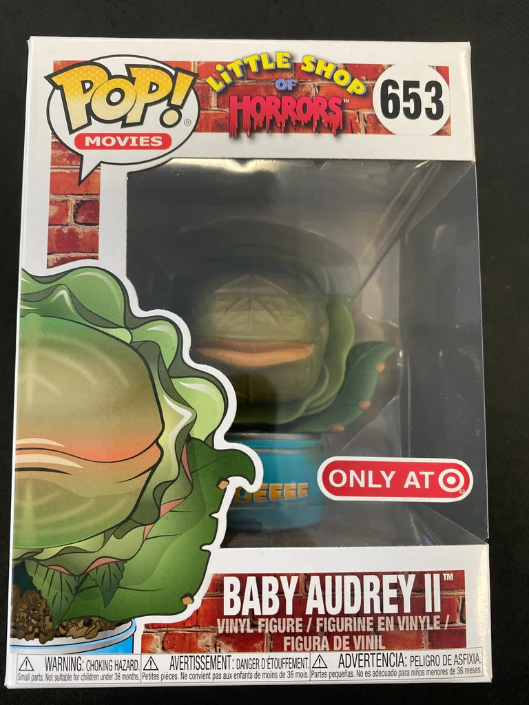 Funko Baby Audrey Ii : funko, audrey, Funko, Little, Horrors:, Audrey, Games