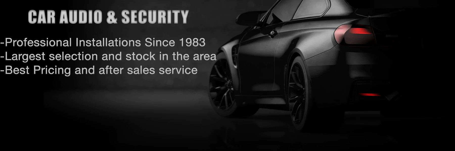 mobile audio security specialists [ 1800 x 600 Pixel ]