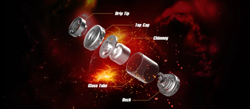 DOVPO BLOTTO RTA Exploded View