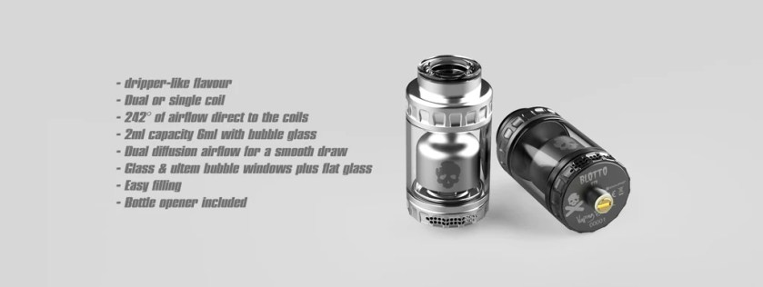 DOVPO BLOTTO RTA Specifications