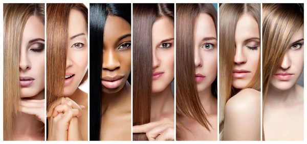 """Image result for skin tone hair color"""""""
