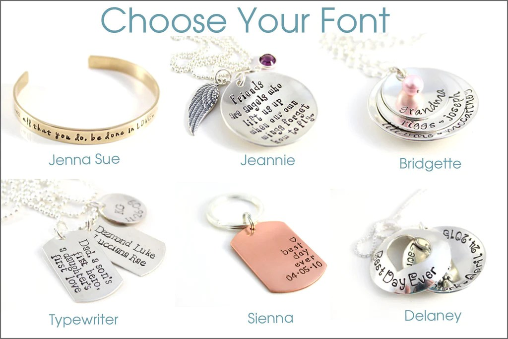 personalized sterling silver dad