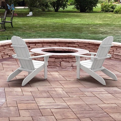 best material for adirondack chairs