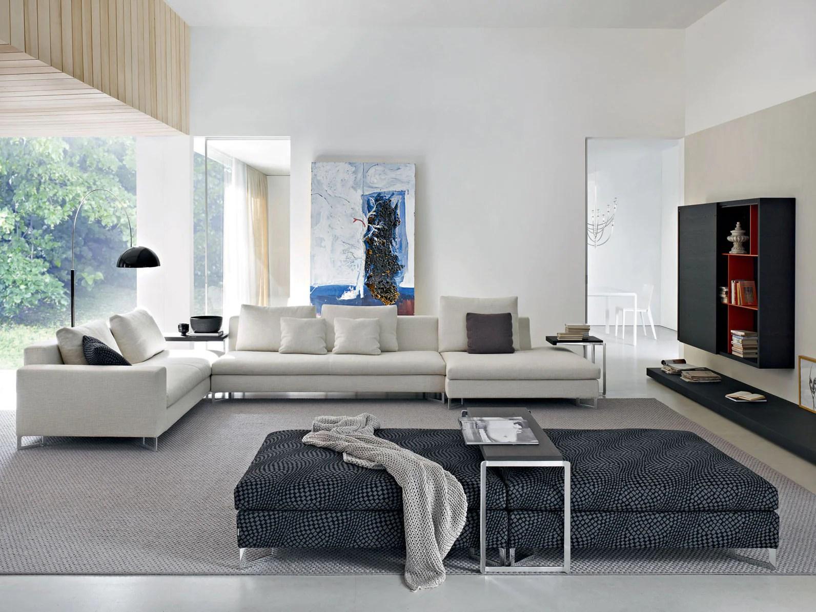 Large Sofa Collection Molteni & Urbanspace Interiors