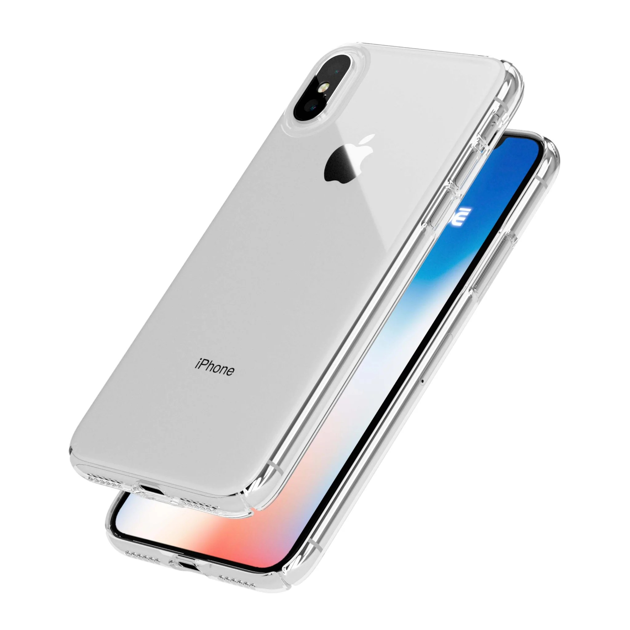 lucid clear iphone x