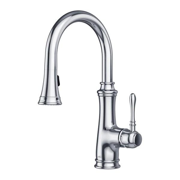 a 726 c single handle chrome kitchen faucet kralsu sink and faucet supplies
