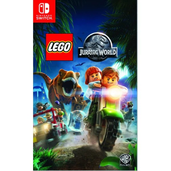 Nintendo Switch Lego Jurassic World Shopitree