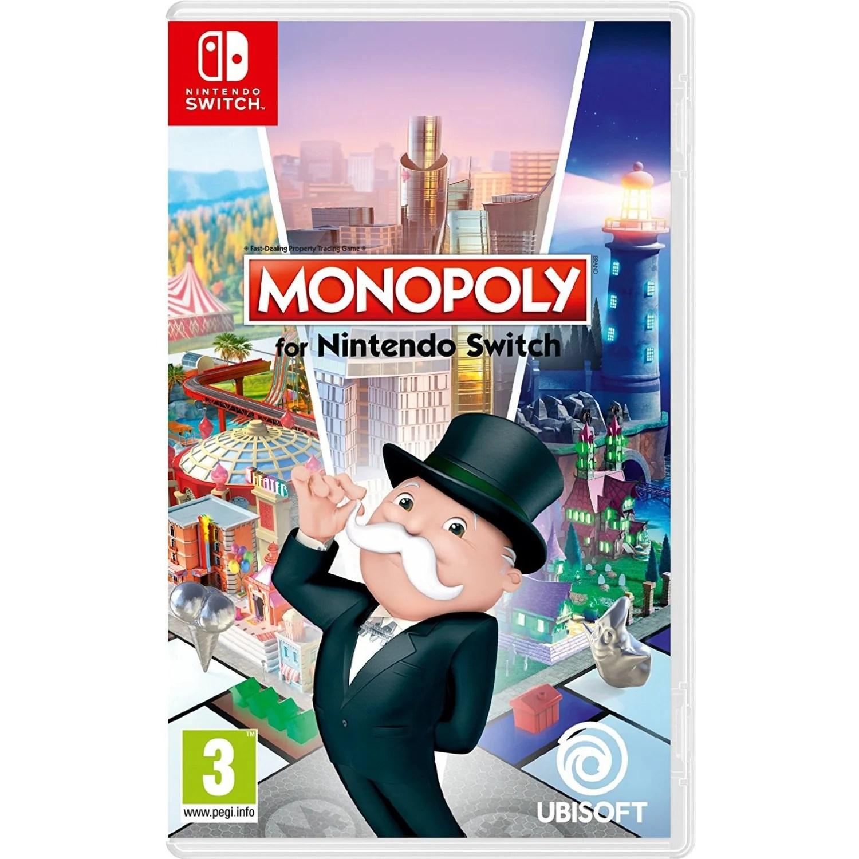 Nintendo Switch Monopoly Shopitree