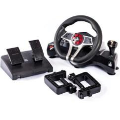 Steering Wheel Pc 120v Relay Wiring Diagram Flashfire Es500r Hurricane Ps3 Ps4 Shopitree Com