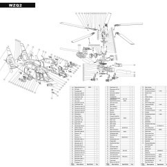 Rc Helicopter Circuit Diagram Electron Dot Periodic Table Walkera Receiver Wiring Get Free Image About