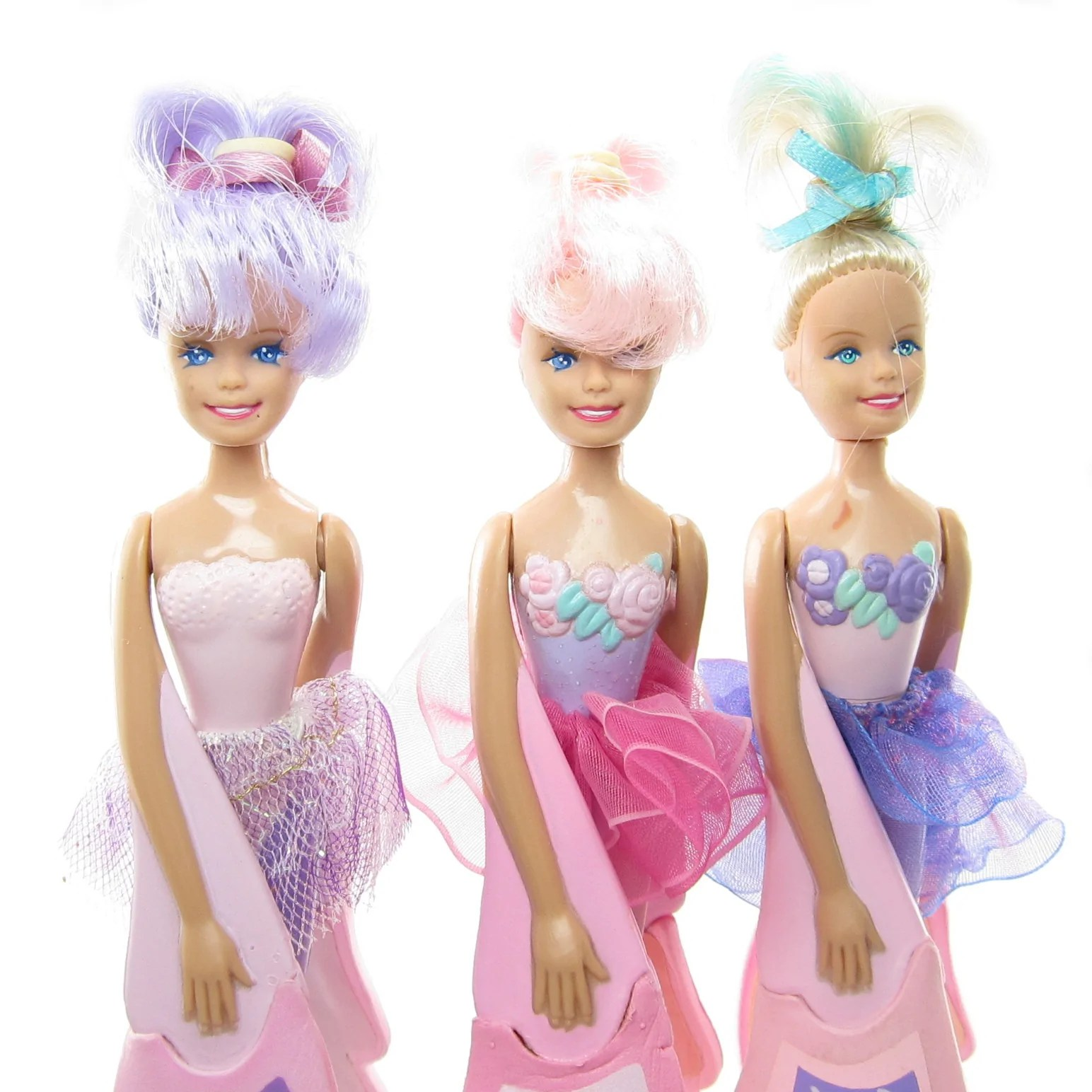 sky dancers dolls with