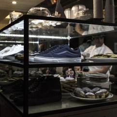 Vans Kitchen Compact Kitchens Shoe Event Jon And Vinny S Restaurant Blends The Color Palettes Are Each Inspired By Aesthetics Tying Together Full Collection Mayer Hawthorne Mixed A Seamless Set Of Tunes
