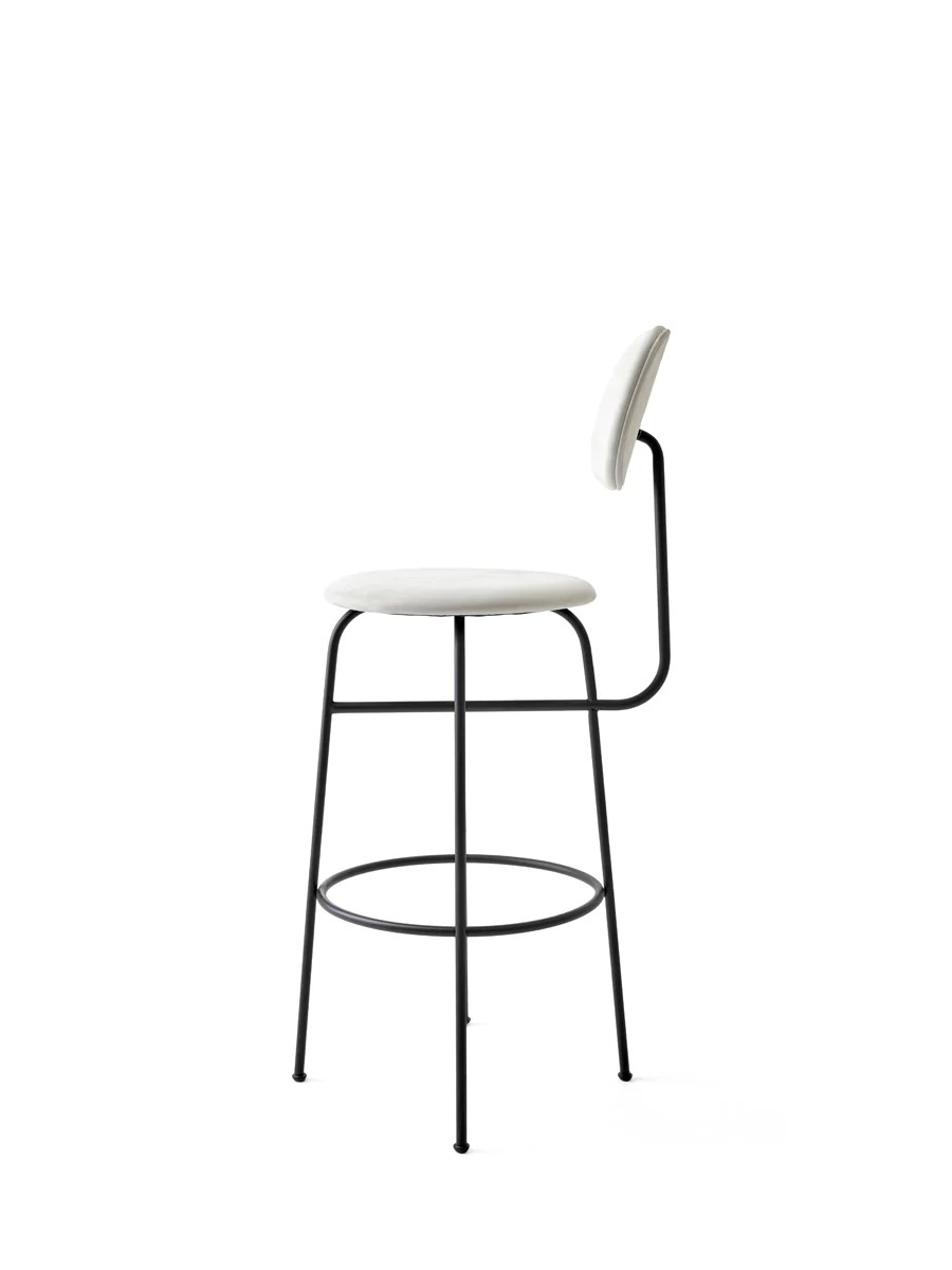 chair plus stool covers for toddlers afteroom bar in various colors by menu burke decor