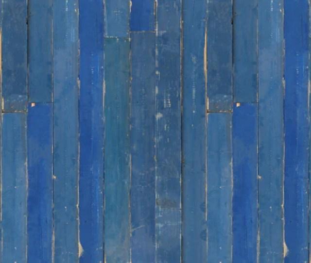 Blue Scrapwood Wallpaper Design By Piet Hein Eek For Nlxl Wallpaper