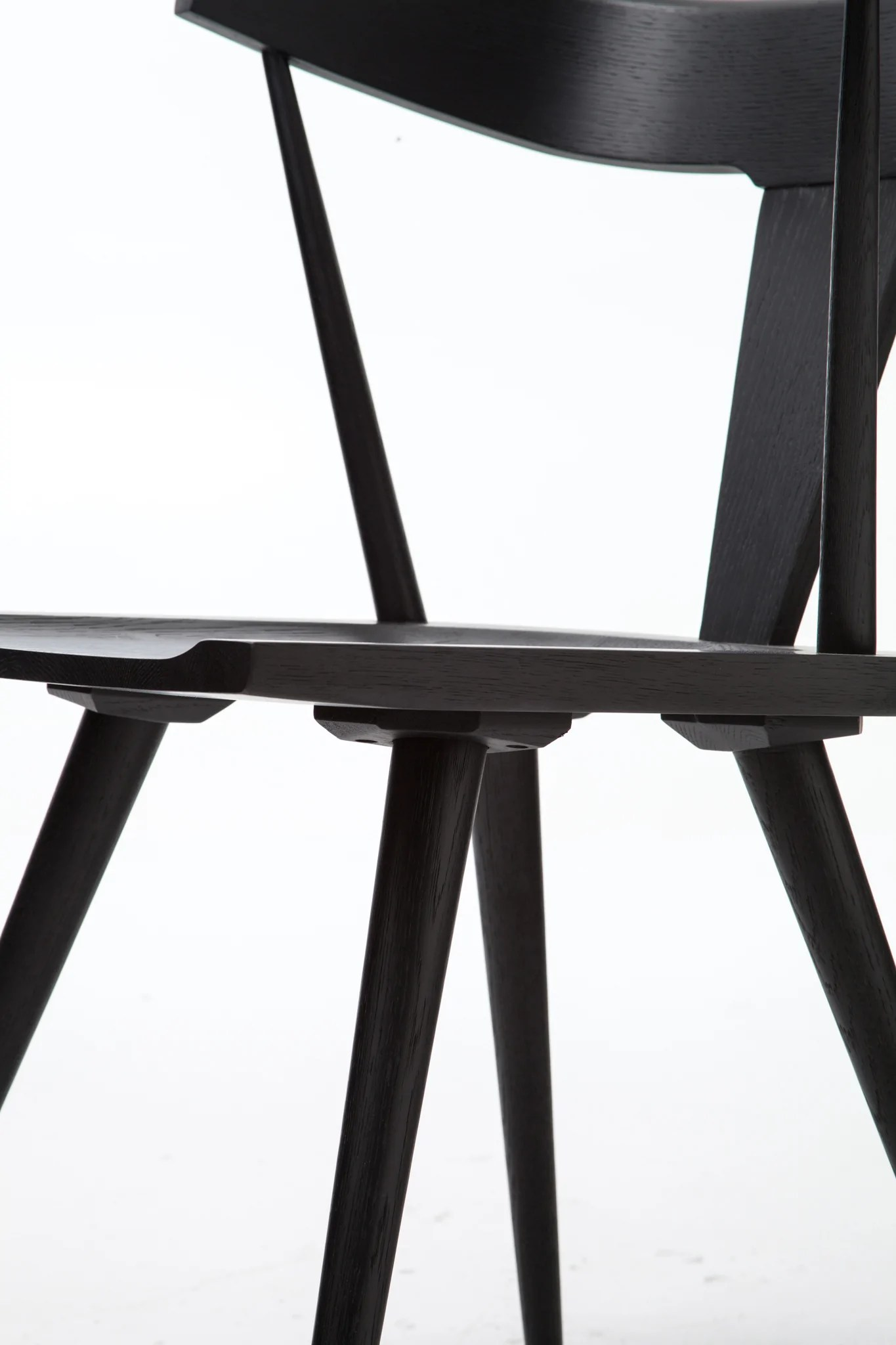 chair design bd casters for office chairs on hardwood floor ripley dining in black oak by studio
