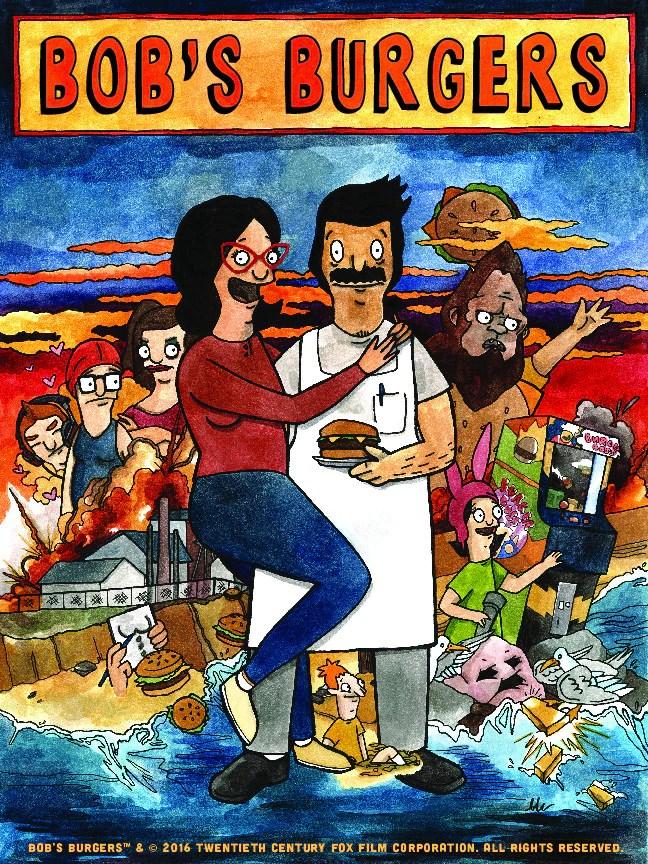 brighton ballard bob day afternoon season 2 poster