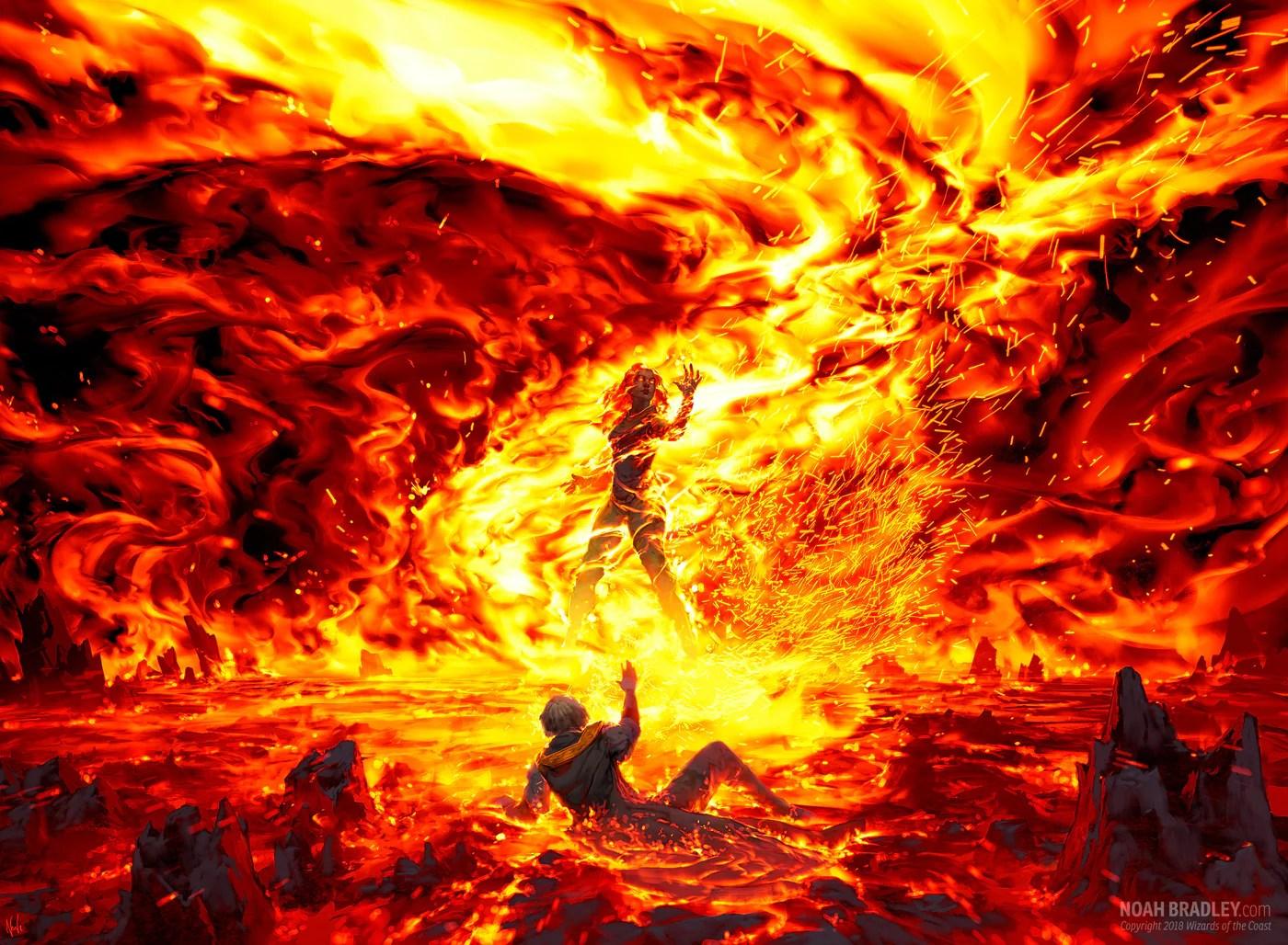 Jaya S Immolating Inferno Noah Bradley