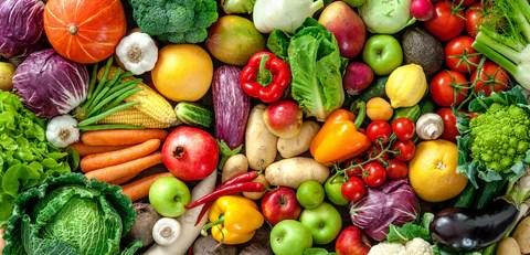 Alimentos no procesados