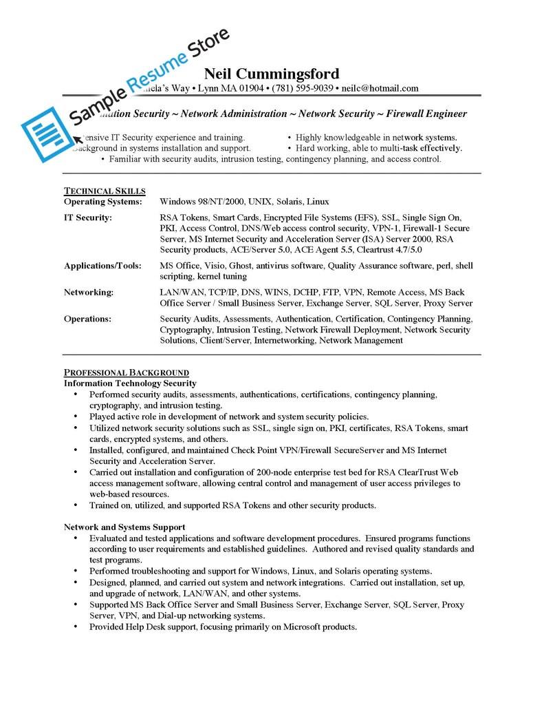Cissp Resume Format Cissp Resume Format Resume Format Resume