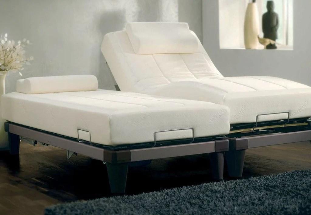 Buy Tempur Bed Base with Legs Flex 4000 Motor IR online in ...