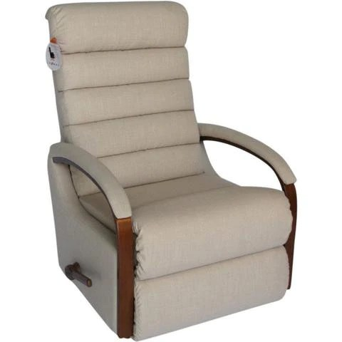 swivel chair online india desk with gold legs buy la-z-boy fabric recliner - norman in india. best prices, free shipping